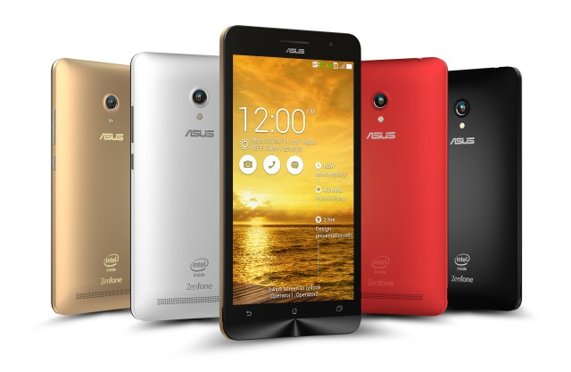 Asus Details Which Smartphones Will Get Android 6.0 Marshmallow Update
