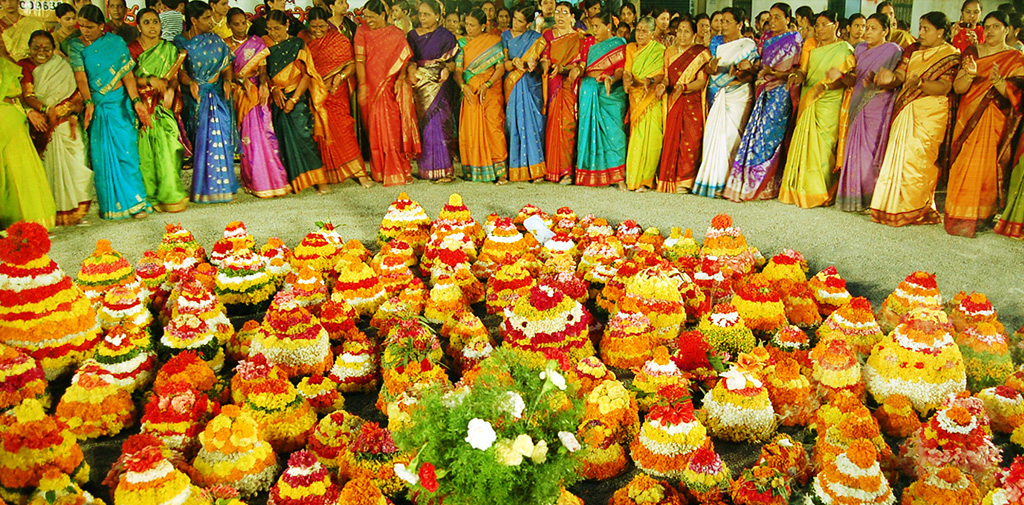 Happy Bathukamma 2018 Images