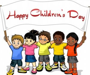 Happy Children's Day 2018 Images, Wishes, Greetings, Quotes SMS Messages Wallpapers Whatsapp Status & facebook pics