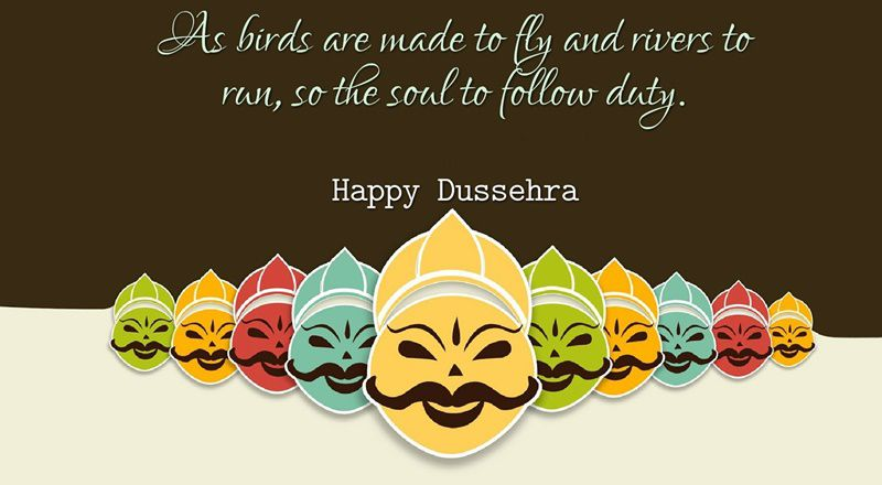 Dussehra-Quotes 2018
