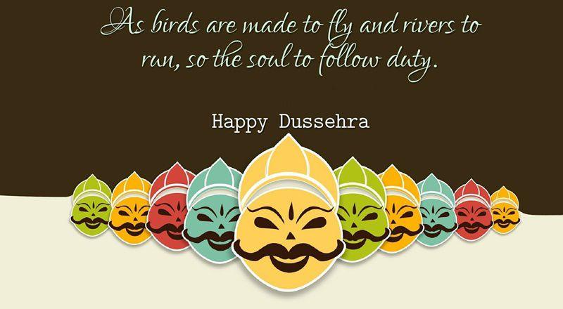 Dussehra-Quotes 2018