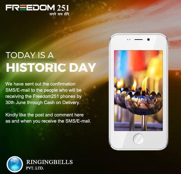 Freedom-251-SMS