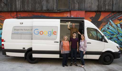 Google is hitting the road literally for user feedback