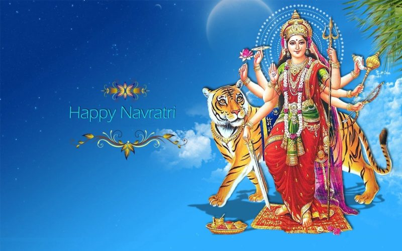Happy Navratri Maa Durga Wallpapers