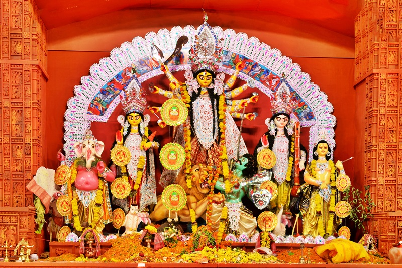 Happy Navratri Maa Durga images