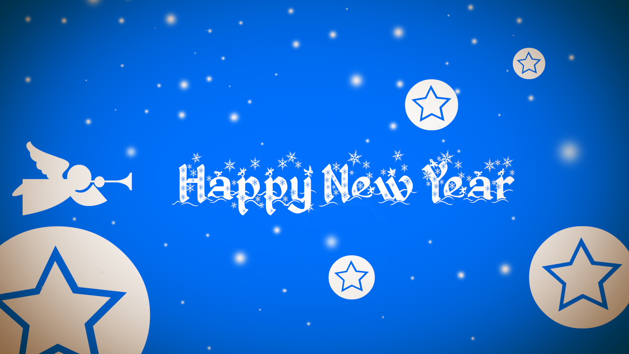 New Year Message Wallpapers  Wallpapers No Limit