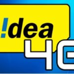 Idea Announced free 4G Internet Offer for 12 months – How to Get 1GB & 3GB Data