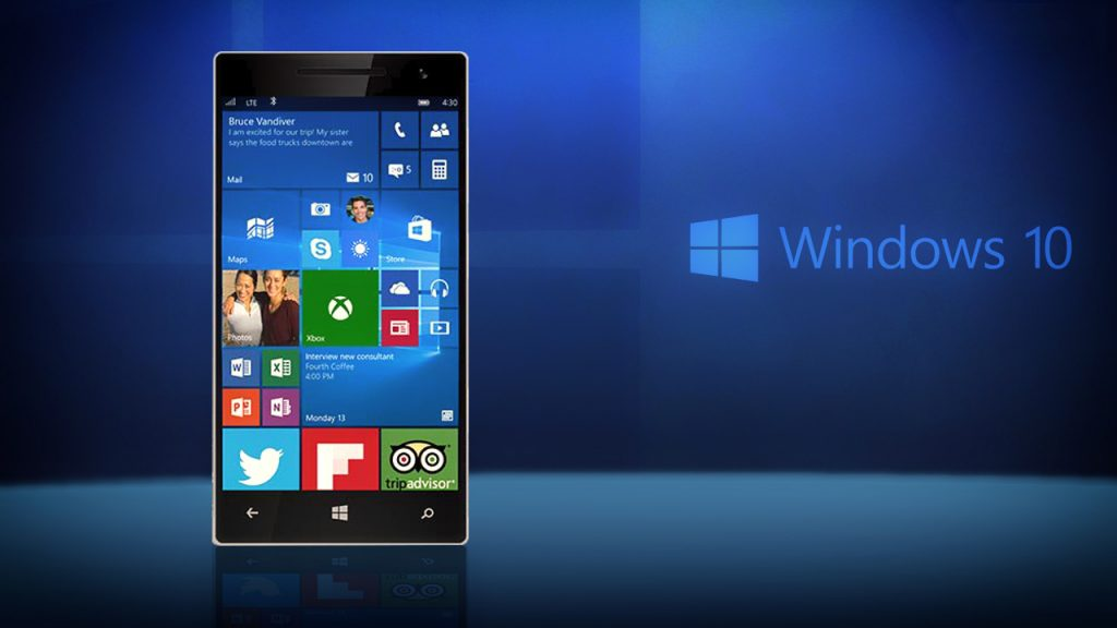 Microsoft Windows 10 Mobile Insider Build 14322 Now Available For Testers