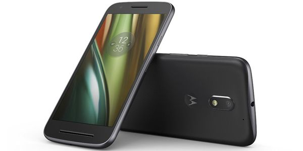 Moto E3 & E3 Power to Hit on 19th September in India