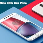 Moto G5 & Moto G5 Plus Features, Specifications, Release Date, Price in India – Buy Online