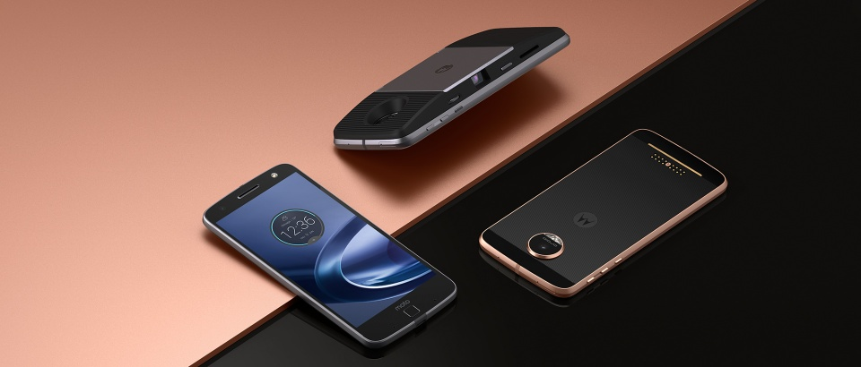 Motorola unveils New Power Packed Moto Z & Moto Z Force