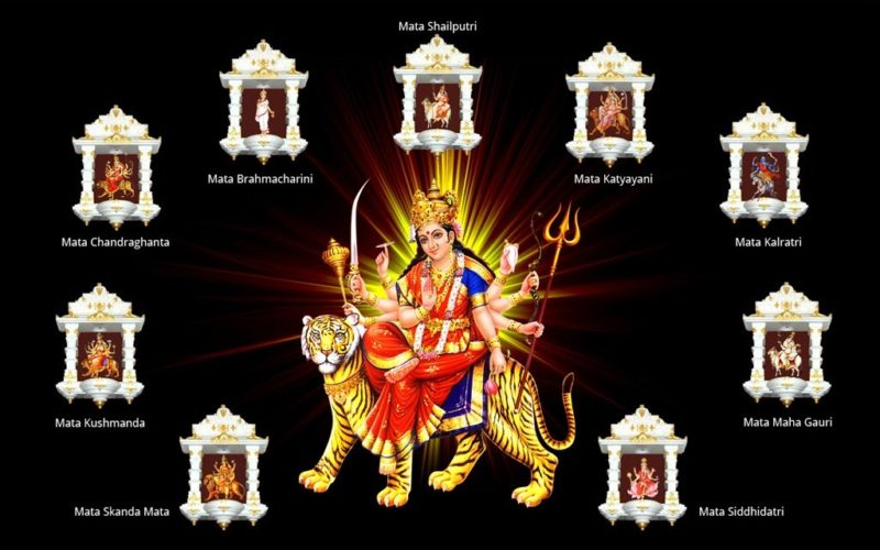 Navaratri Maa Durga HD Wallpapers