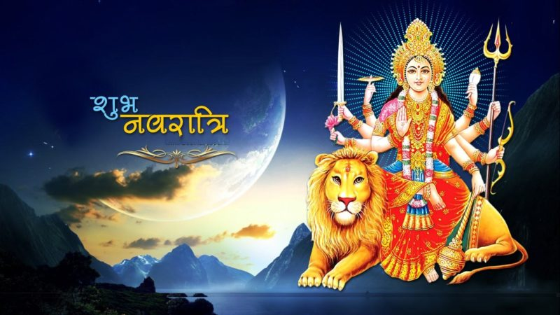 happy navratri maa durga 2018 images pictures wallpapers wishes
