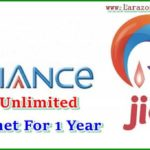 Reliance Jio 4G Internet Free for 1 Year With LYF Smartphone/ Mobile Buyers – 4G JIO SIM Card Plans, Offers