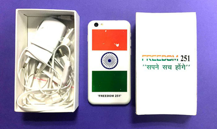 Ringing Bells May Start Selling Cheapest 3G Phone Freedom 251 Soon