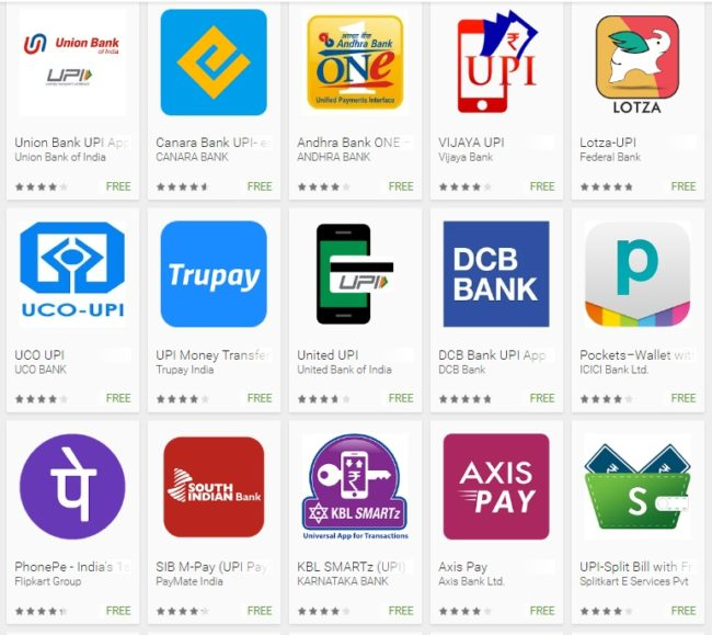 SBI UPI App/ APK Download