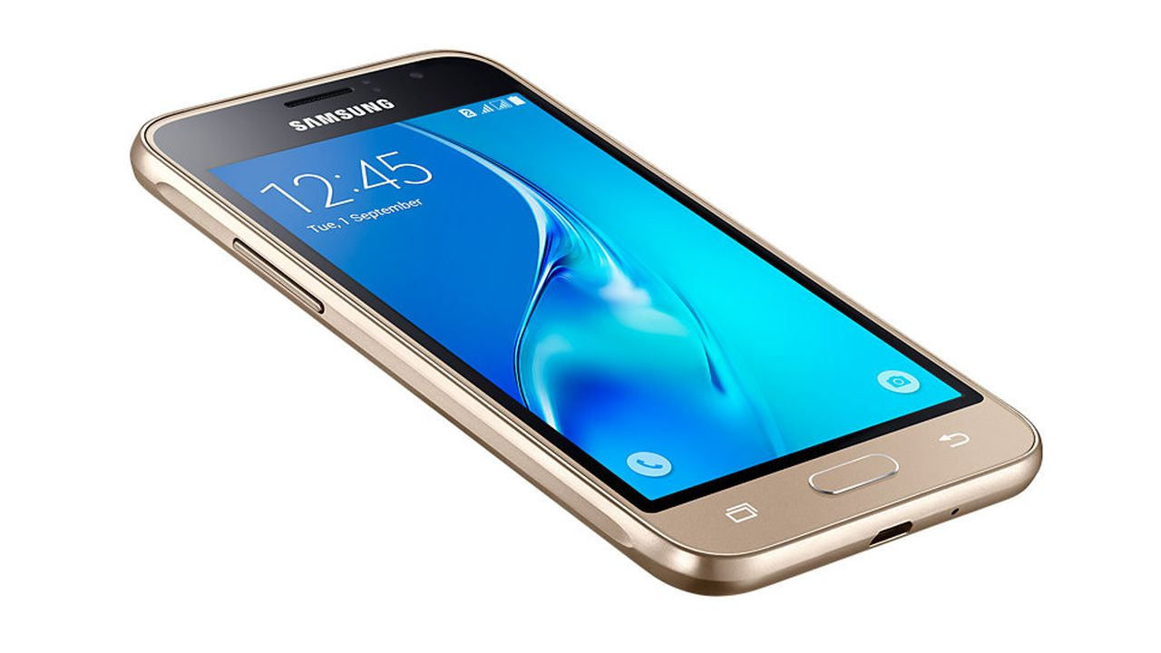 Samsung Galaxy J1 Mini With 4-Inch Display,768 RAM Goes Official