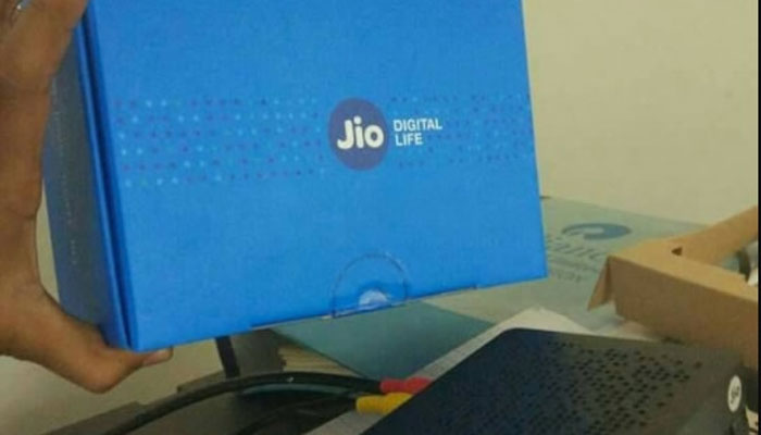 JIO DTH Online Booking Plans 2019 - JIO DTH Set Top Box Registration