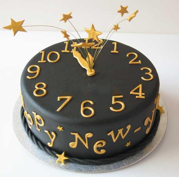 new-year-2019-party-cake