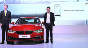 Ola Merges With BMW to Provide Luxury Cabs Transport in India