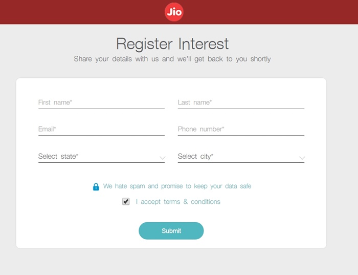 relaince-jio-sim-registration