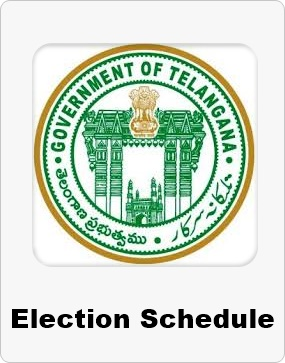 telangana election dates 2018