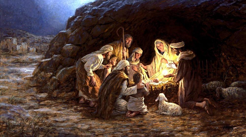 xmas jesus christ images