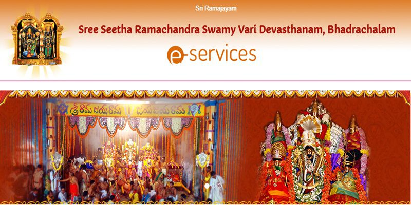 Bhadrachalam Mukkoti Ekadasi Darshanam Ticket Online Booking