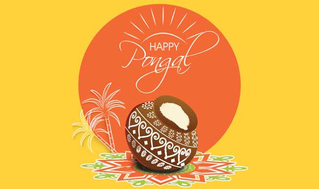 Happy Pongal Makar Sankranti Images 2019