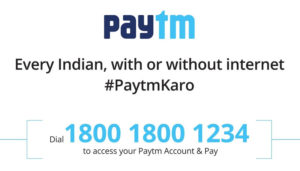 How to Use Paytm Without Internet?