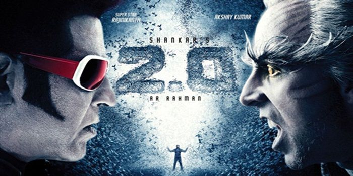 2.0 Movie Review & Rating