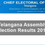 Telangana Assembly Election Results 2018