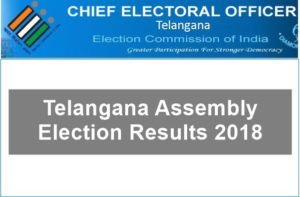 Telangana Assembly Election Results 2018 Constituency Wise/ District wise Winners Names