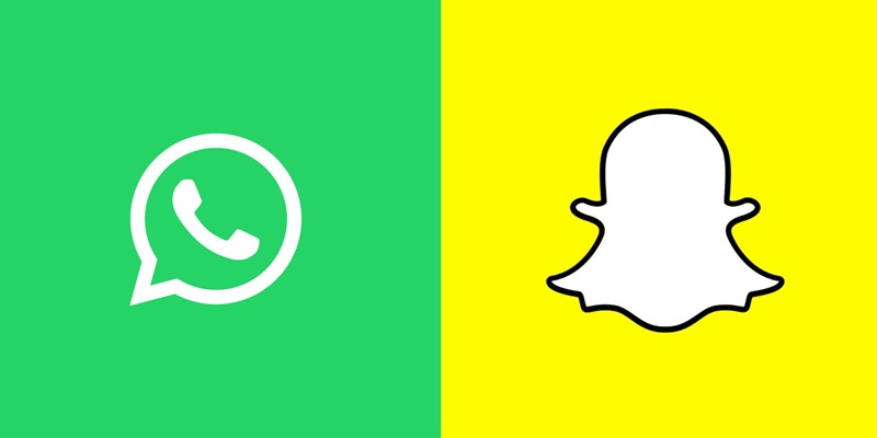 whatsapp-snapchat