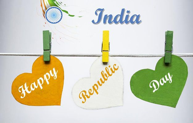 happy Republic-Day-2019-heart images