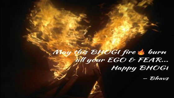 happy bhogi quotes in english 2019