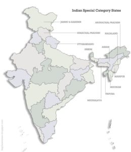 india-special-category-states