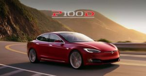 Tesla Model S P100D is the Faster/ Speediest Production Car