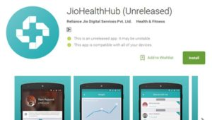 Reliance Jio Health Hub App Download in Play Store Before Launch – App Features & Benefits