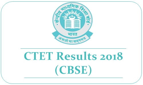 CTET Results 2018