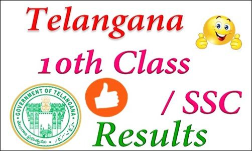 Telangana 10th Class Results 2019