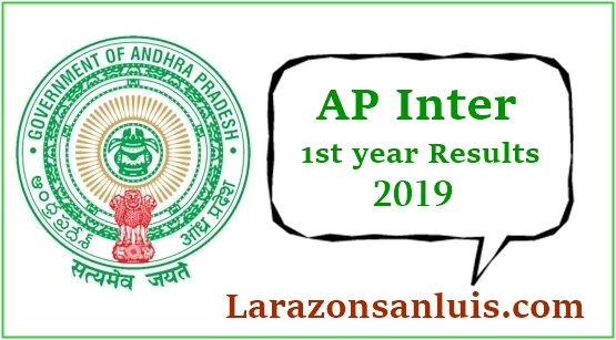 AP Inter 1st Year Results 2019
