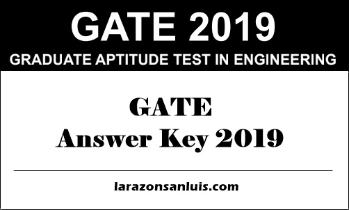 Gate 2019 Result Photo: Download CSE, EE, ME, EC, CE