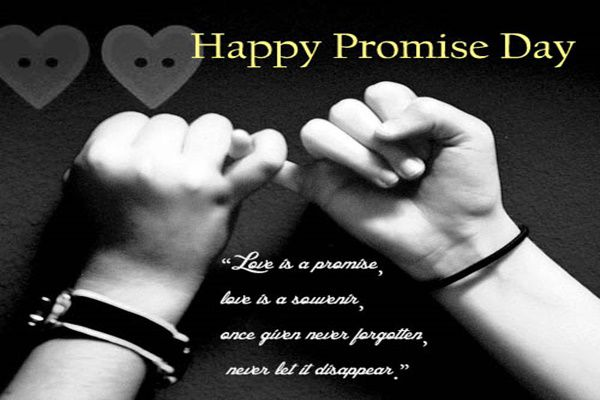 Happy Promise day Images with quotes