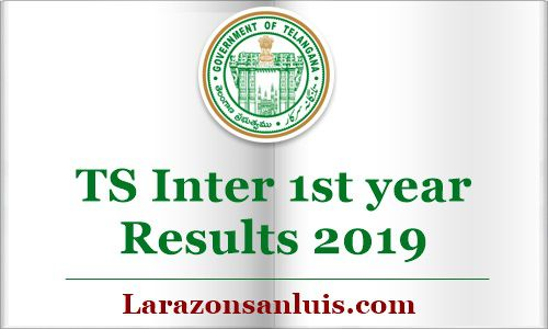 TS Inter 1st year Results 2019 Released - Manabadi Telangana