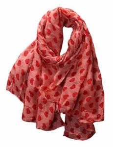 valentine's day special scarf