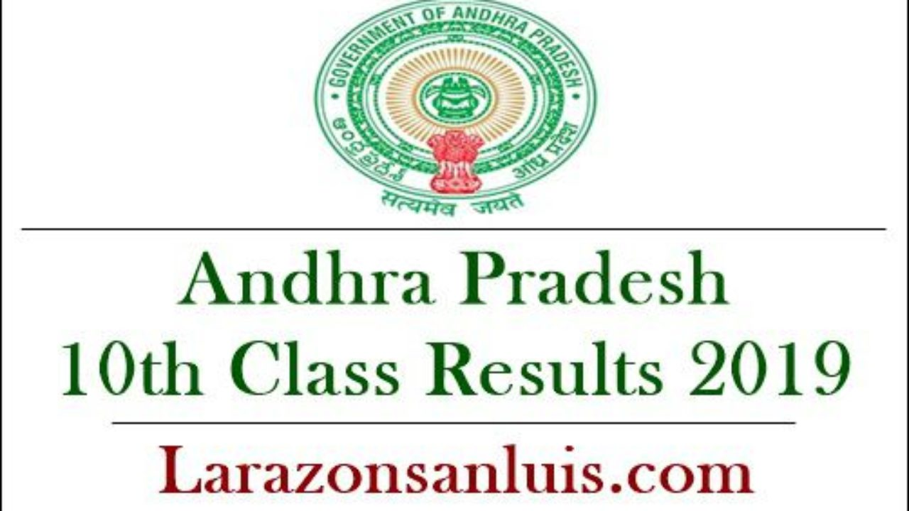 AP 10th Class Results 2019 (Released) - Manabadi AP SSC