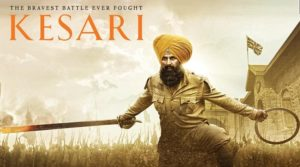 Akshay Kumar's Holi Release Kesari Box Office Collection Day 1