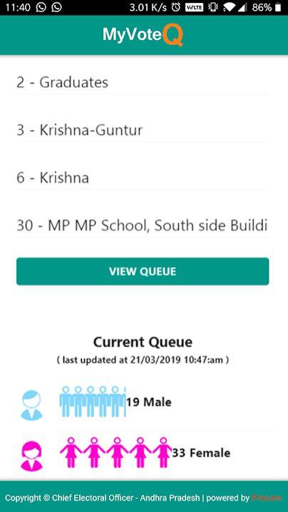 my voter q app-3