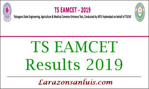 TS EAMCET Results 2019 Name Wise Manabadi (Released